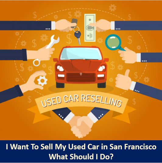 Sell Your Used Car Today In San Francisco
